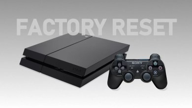 Photo of How to Reset PS4 & PS3 PlayStation to Factory Settings