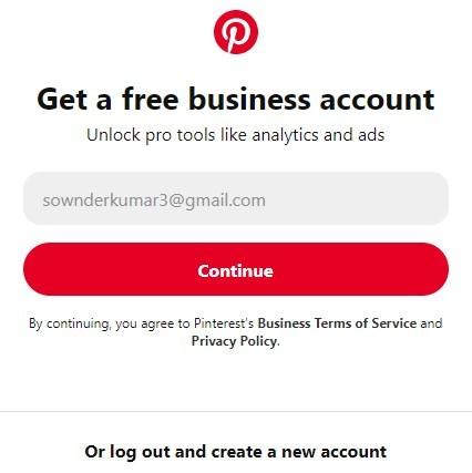 Convert your account