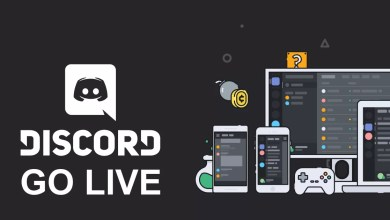 Go Live on Discord