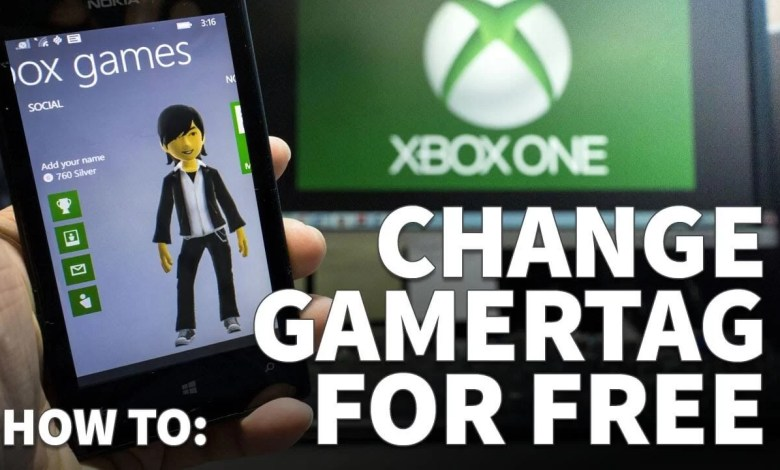 How to Change Xbox Gamertag