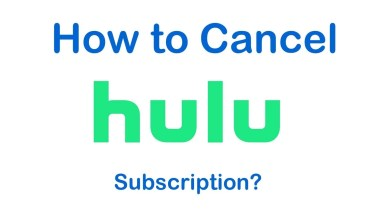 How to cancel Hulu Subscription