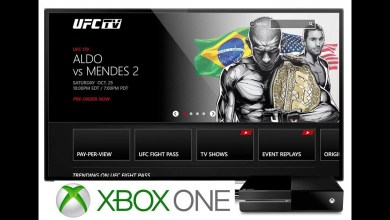 Photo of How to Watch UFC on Xbox One & Xbox 360 Consoles