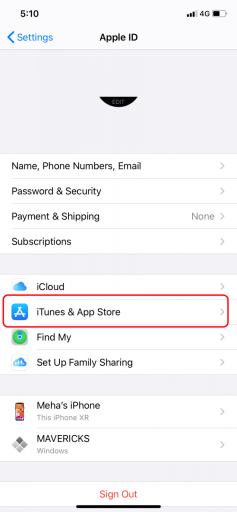 Itunes & App Stores