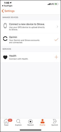 Choose health option