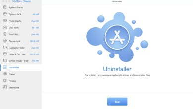 unintasller for mac