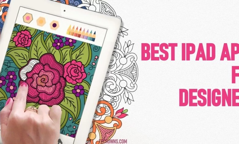 Best iPad Apps for Designers