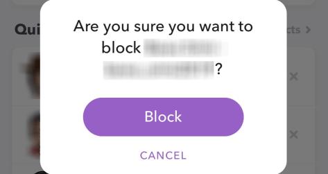 Tap Block