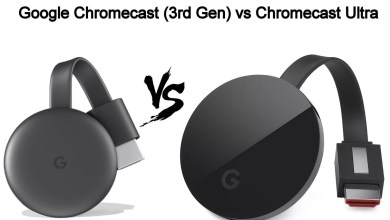 Chromecast vs Chromecast Ultra
