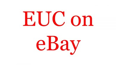 EUC on eBay