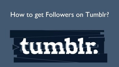 Get followers on Tumblr