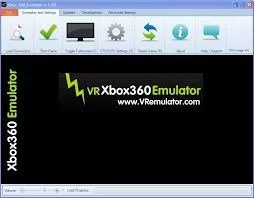 VR Xbox 360 PC Emulator - Xbox 360 Emulators for PC