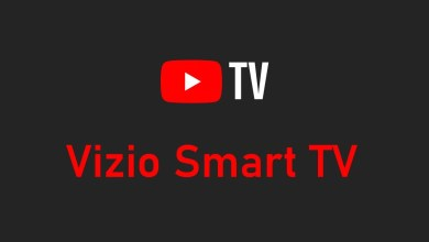 Youtube TV on Vizio Smart TV