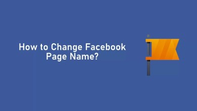 Photo of How to Change Facebook Page Name [With ScreenShots]