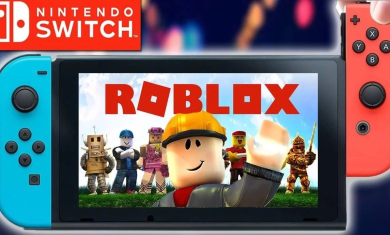 roblox for nintendo switch