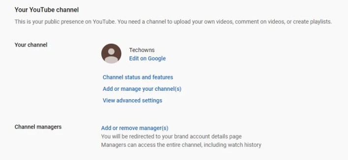 How to Change Channel Name on YouTube