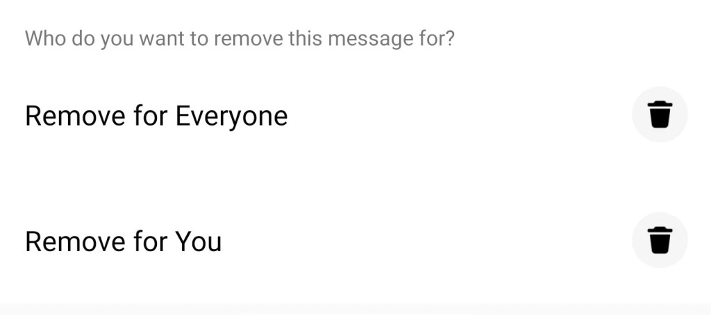 How to Delete Messages on Messenger