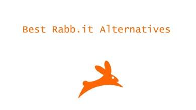 Best Rabbit Alternatives