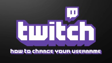 Photo of How to Change your Twitch Username in 2 Minutes