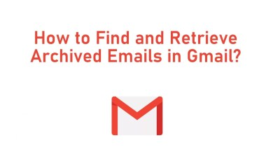 Photo of How to Find and Retrieve Archived Emails in Gmail