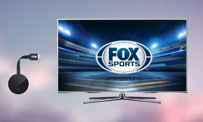 Fox Sports App Chromecast