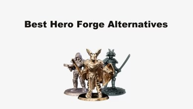 Photo of Best Hero Forge Alternatives to Design and Create 3D Prints