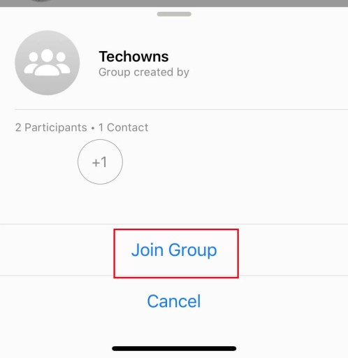 How to Join Whatsapp group