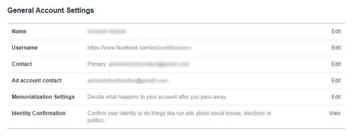 How to Find My Facebook ID