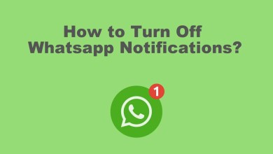 Photo of How to Turn Off WhatsApp Notifications on Android & iPhone