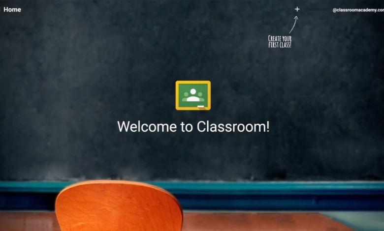 google classroom DARK MODE