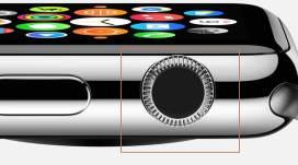 Digital Crown on Apple Watch - Change App Layout on Apple Watch