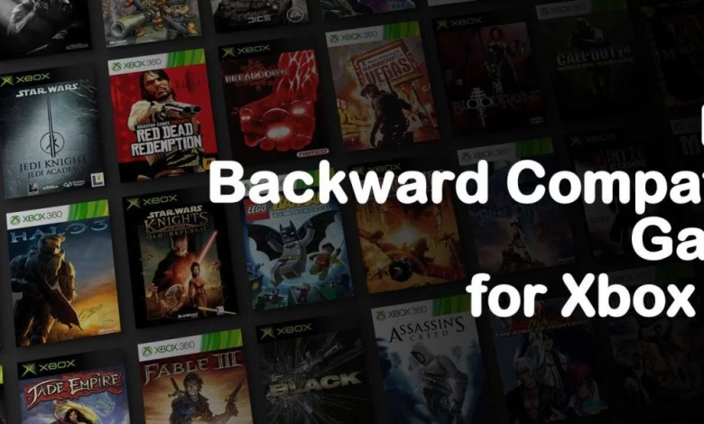 Best Backward Compatible Games for Xbox One