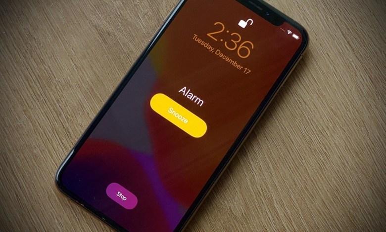 Change Alarm Sound on iPhone