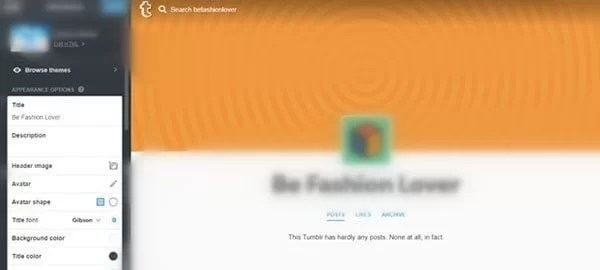 Click on Edit HTML