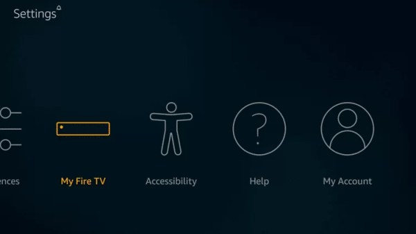 Highlight My Fire TV