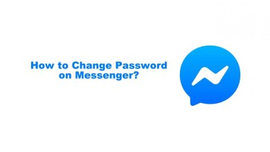 How to Change Password on Messenger