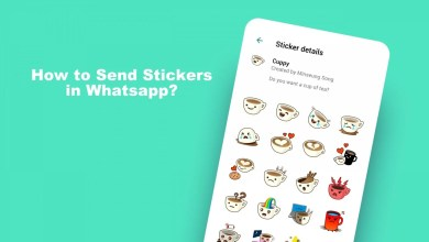Photo of How to Send Stickers in Whatsapp in Just a Minute