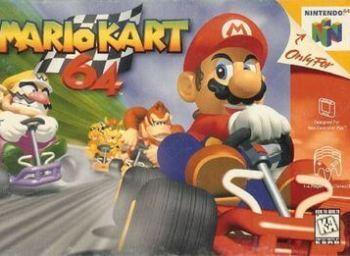 Mario Kart 64 - Best Nintendo 64 Games