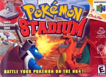 Pokemon Stadium - Best Nintendo 64 Games