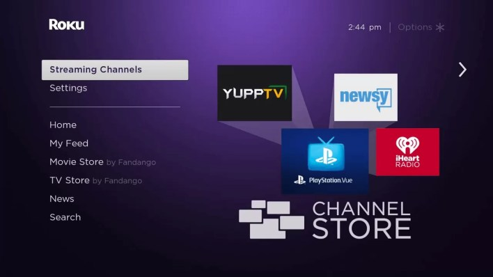 Roku Screensaver
