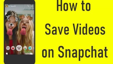 Photo of How to Save Videos on Snapchat [Android & iOS]