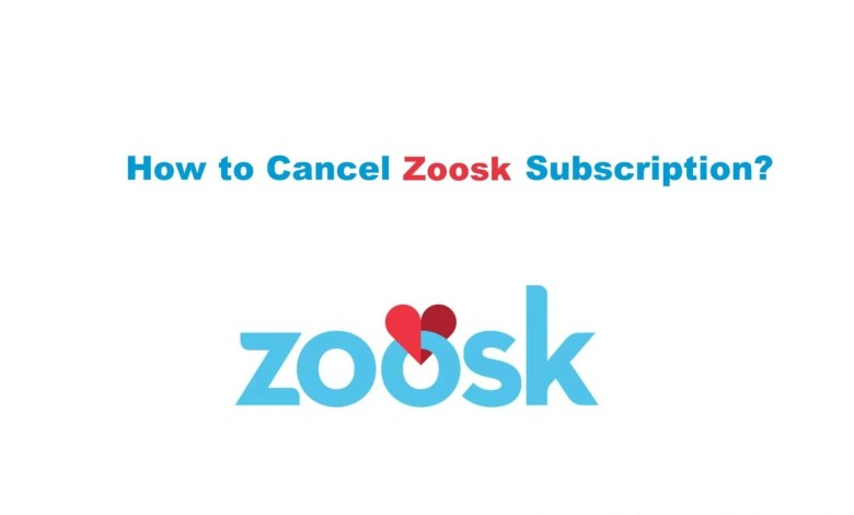 How to Cancel Zoosk Subscription