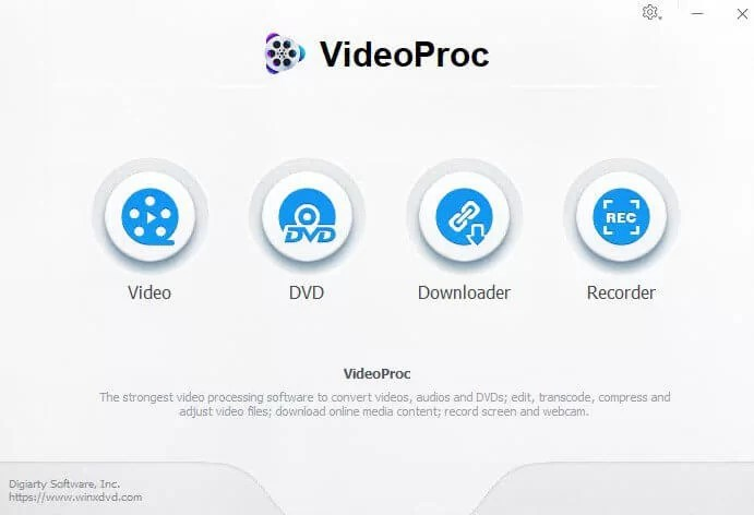 Edit Videos with VideoProc