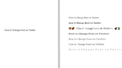 Photo of How to Change Font on Twitter Tweets and Bio