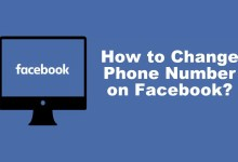 Photo of How to Change Phone Number On Facebook in 2 Easy Ways