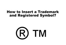 Photo of How to Insert a Trademark and Registered Symbol on PC