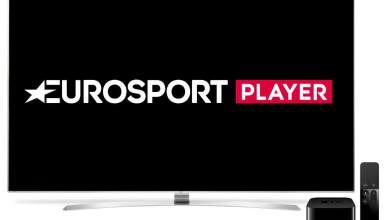 Eurosport on Apple TV