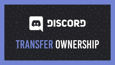 How to Transfer Discord Server Ownership