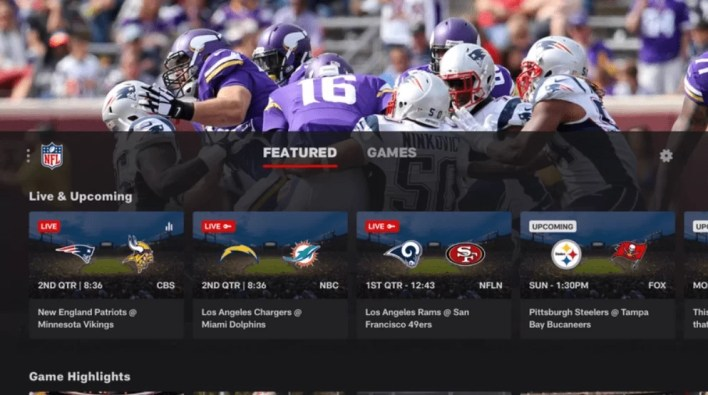 NFL (2020-2021) On Roku