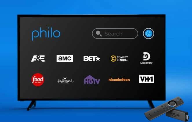 Philo TV on Firestick