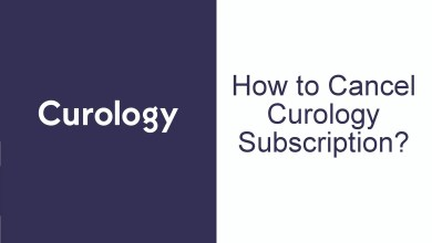 How to Cancel Curology Subscription